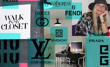 Turning (A Fashionable) Closet Into Cash
